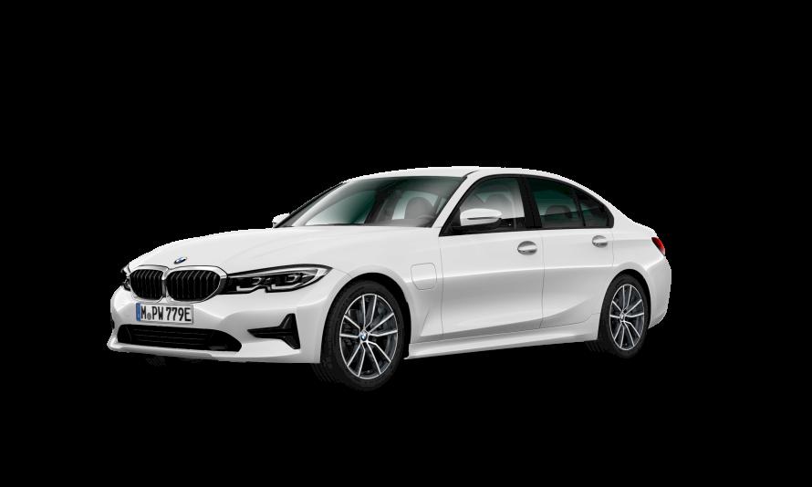 BMW 3er Limousine Plug-In Hybrid